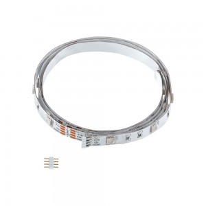 LED-STRIPE RGB 5000MM+1 STECKER