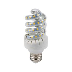 BEC LED 5W SPIRALA Lumina Calda E27-NV-LX24-5W-C