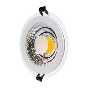 SPOT LED 7W COB ROTUND STICLA Rece-NV-MB003-7W-R