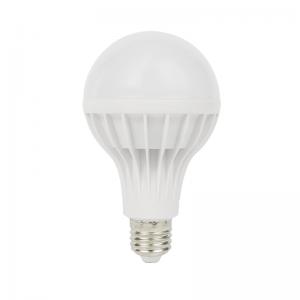 BEC LED 12W Rece E27-NV-QP008-12w-R PLASTIC