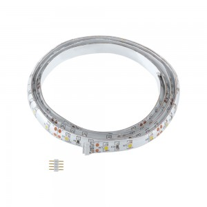 LED-STRIPE 6400K IP44 1000MM+1 STECKER