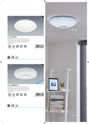 LED-BLE-RGB/CCT DL WEISS/CHROM 'BERAMO-C